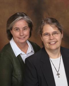 Amy & Theresa